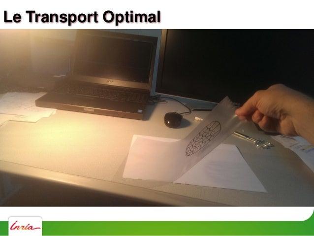 Le Transport Optimal