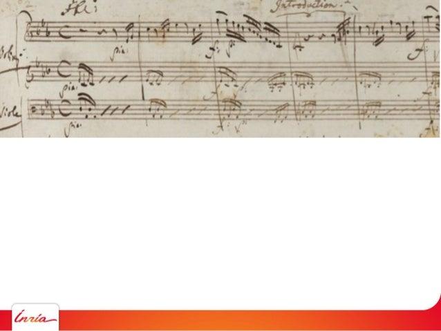 La musique: un langage pour parler - du temps