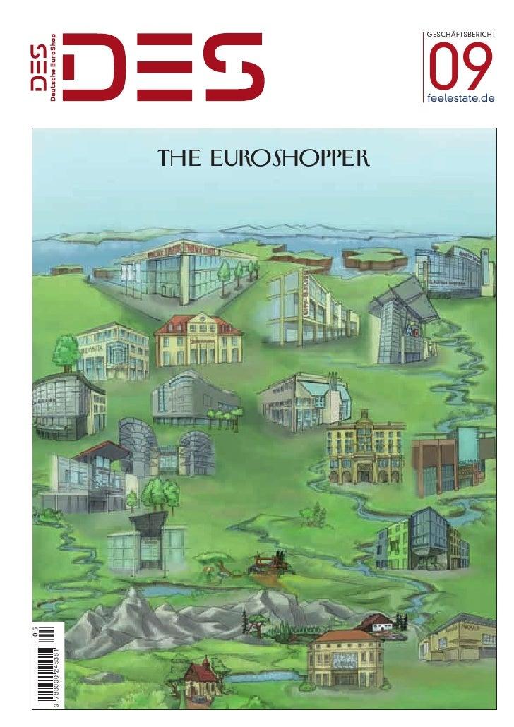 Deutsche EuroShop AG - Geschäftsbericht 2009