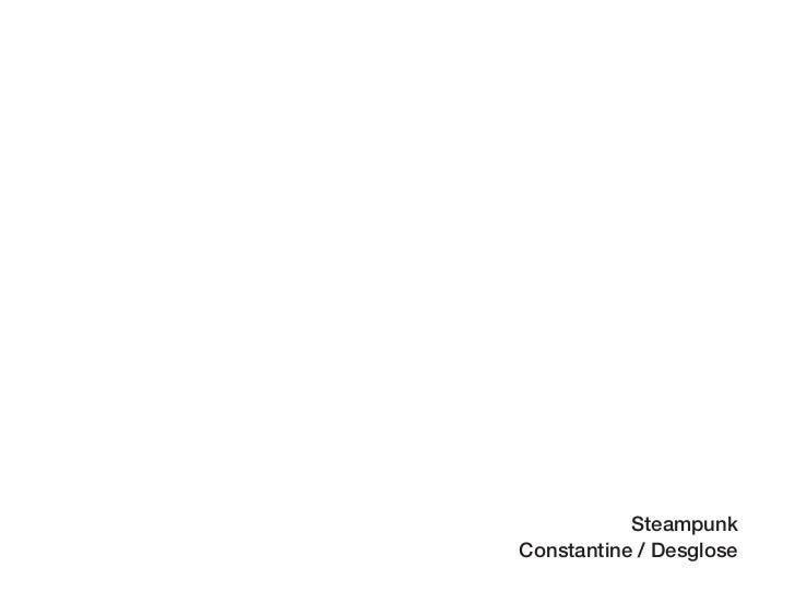 SteampunkConstantine / Desglose