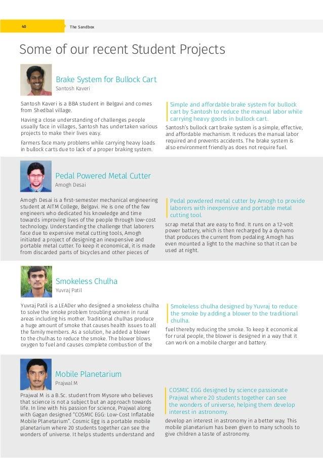 Deshpande foundation-india-annual-report