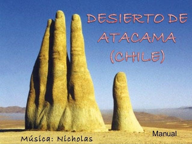 ManualMúsica: Nicholas