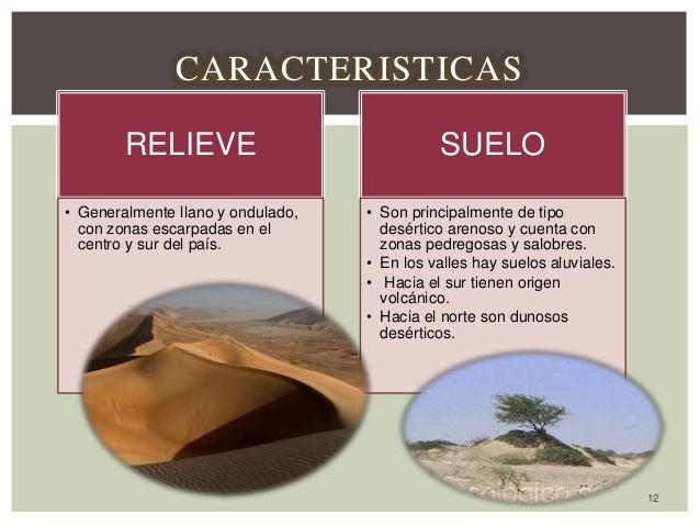 Desierto del pacifico for Cuales son las caracteristicas del suelo