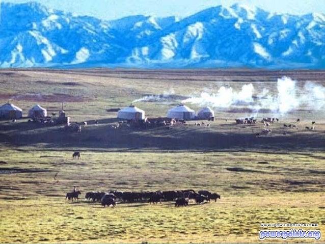 Desierto de mongolia Slide 2