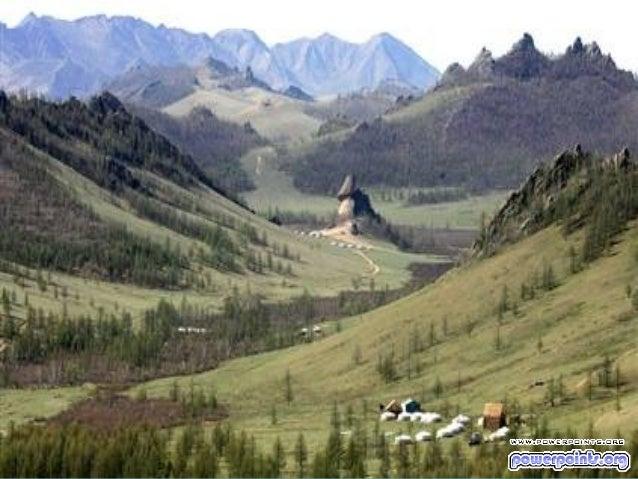 Desierto de mongolia Slide 3
