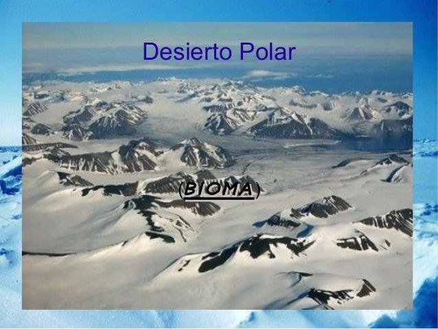 Desierto Polar (biomabioma)