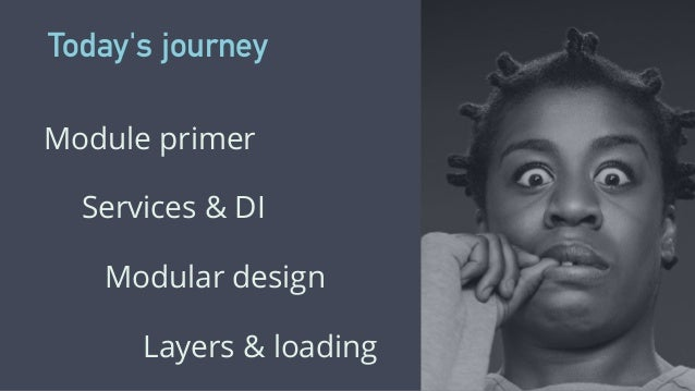 Desiging for Modularity with Java 9 Slide 2