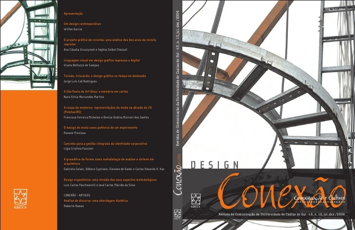 Revista Conexão - Comunicação e Cultura