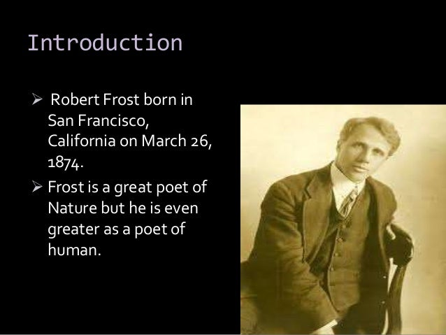 a literary analysis of the departmental by robert frost Brief summary of the poem design skip to design by robert frost home / poetry / design / frost concludes that if it were design that brought these three.