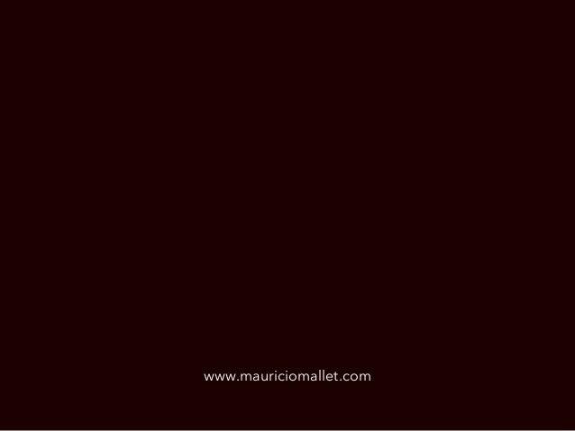 www.mauriciomallet.com