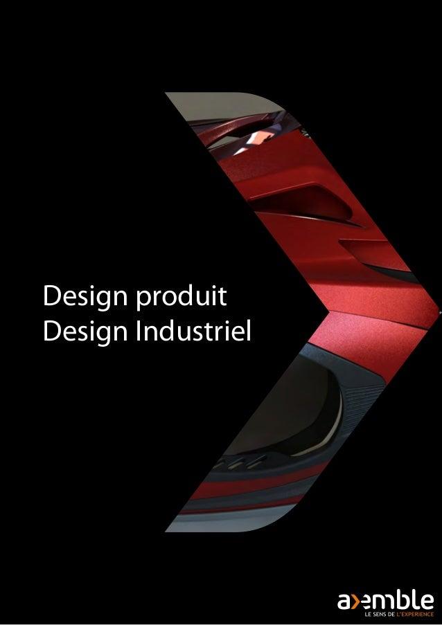 Design produit Design Industriel