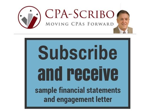 preparation of financial statements pdf