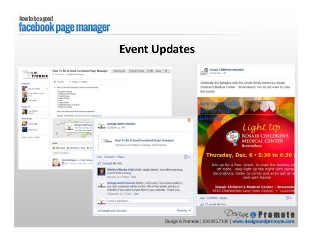 how to change facebook page manager