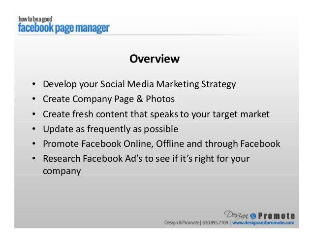 how to add a facebook page manager
