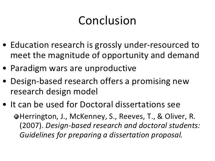 prepare dissertation proposal meeting