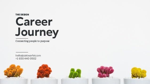 The Design Career Journey (Leading Design 2018)