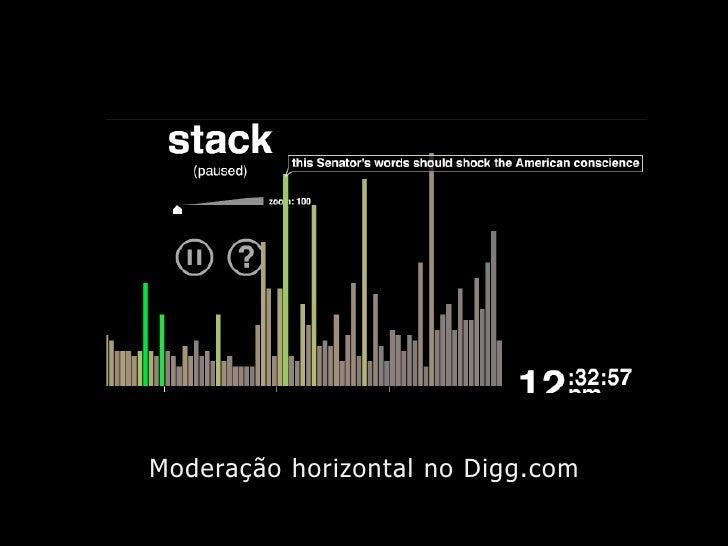 Moderação horizontal no Digg.com