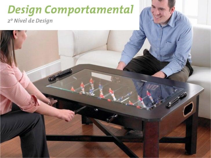 Design Comportamental2º Nível de Design