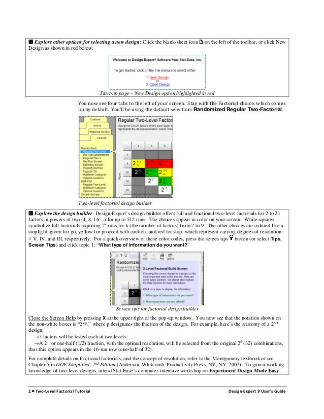 2k factorial experiments homework help