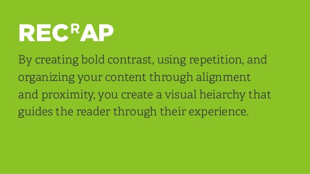 WHAT'S YOUR TYPE? In order to determine your perfect typographic match, you must first consider your communication goals.
