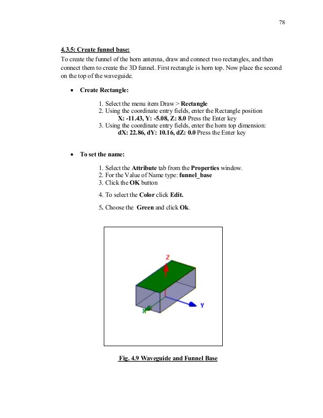 Horn Antenna Design Using Hfss Pdf