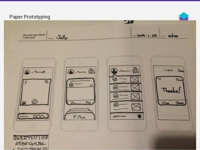 37 Paper Prototyping