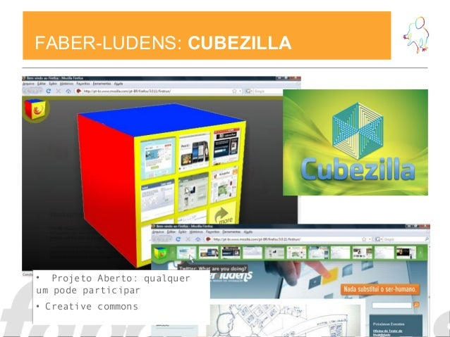 01 vídeo 10 posts 06 wikis 45 comentários 01 vídeo 10 posts 06 wikis 45 comentários PROJETO CUBEZILLA