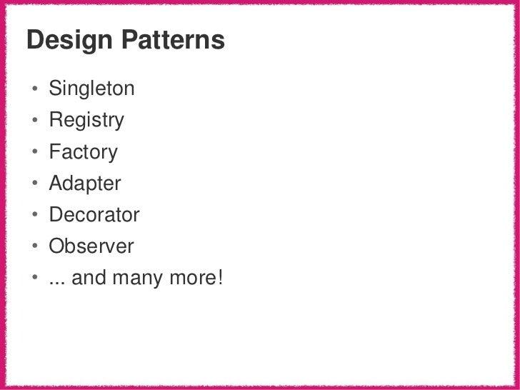 Design Patterns Observer Php