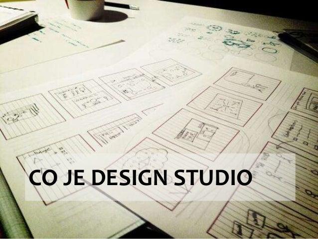 CO JE DESIGN STUDIO