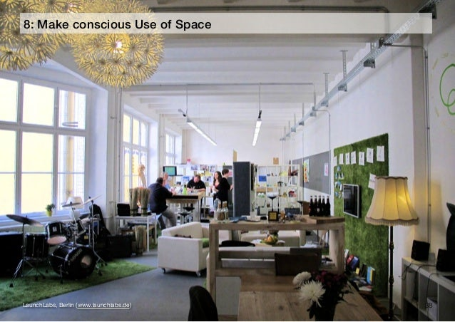 388: Make conscious Use of SpaceLaunchLabs, Berlin (www.launchlabs.de)
