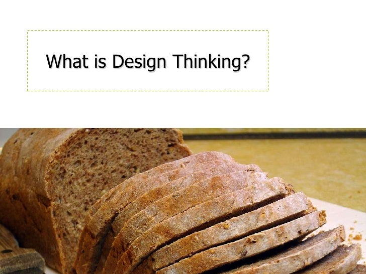What is Design Thinking?<br />