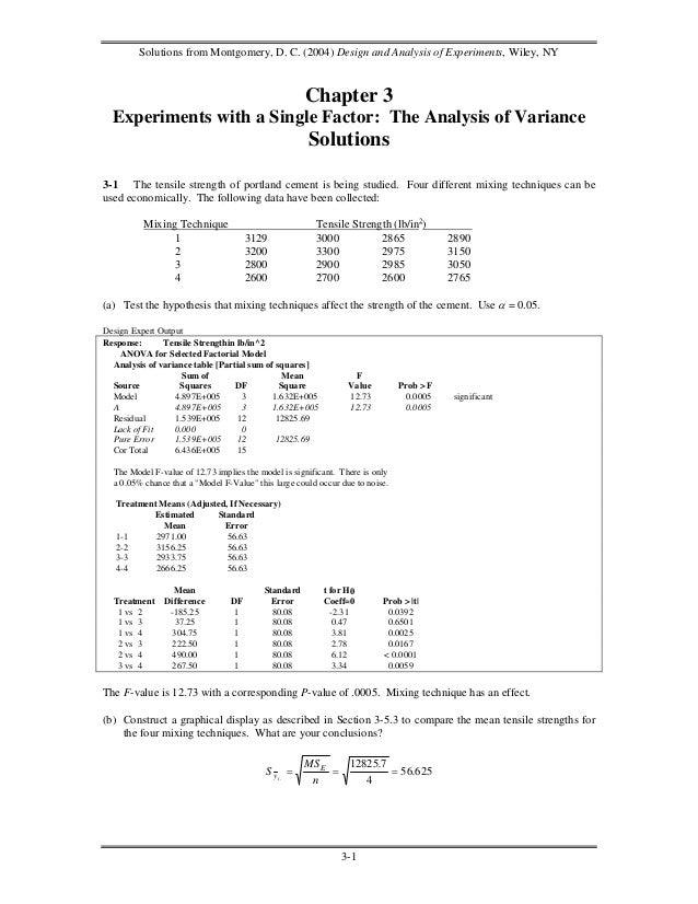 Design And Analysis Of Experiments Minitab Manual Pdf