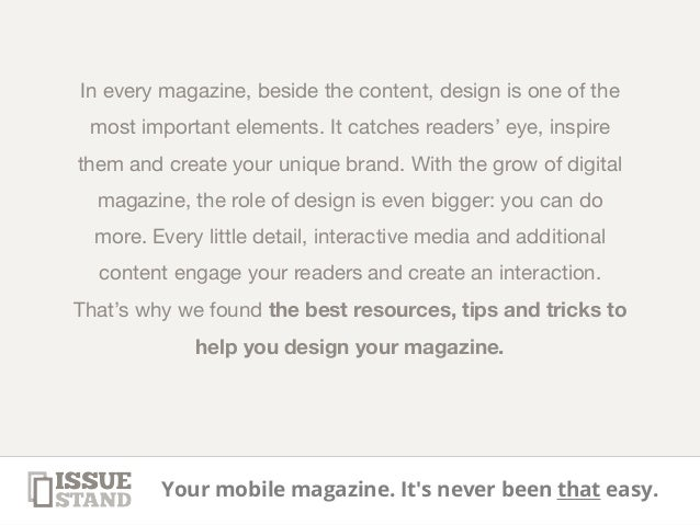 magazine cover layout pages designs techniques ideas