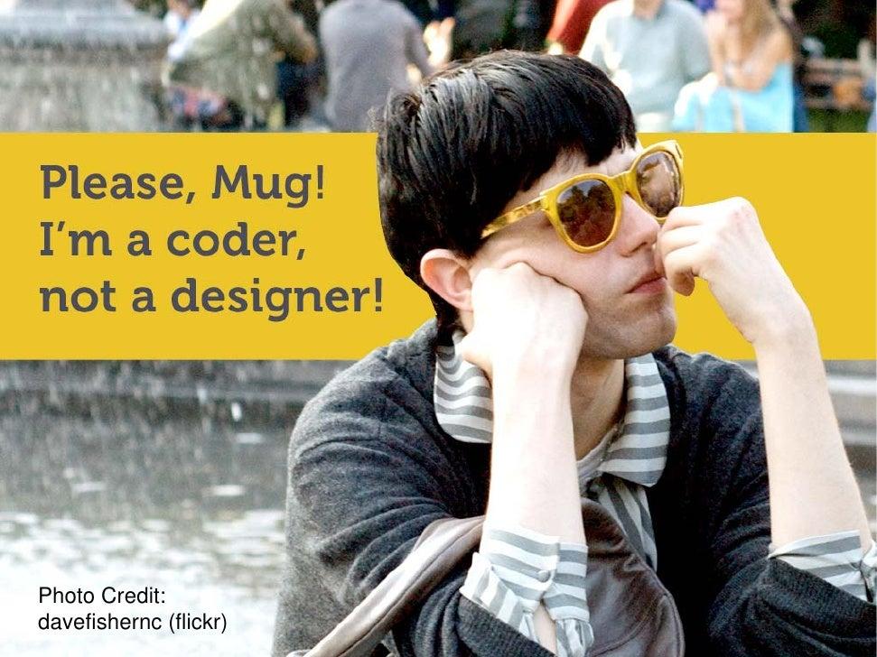 Design 4 Developers Slide 3