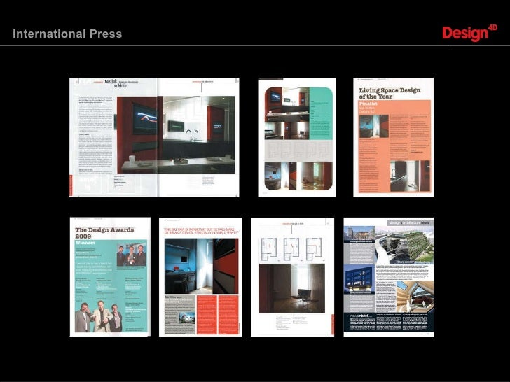 Design4d Presentation