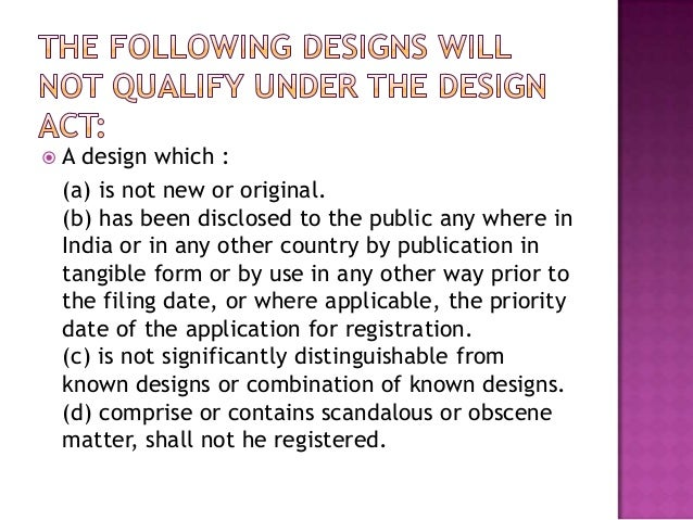 Design act 2000 for Design 2000