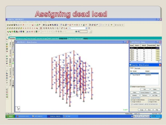 Design And Analasys Of A G 3 Residential Building Using Staad