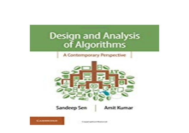 analysis and design of algorithms pdf free download