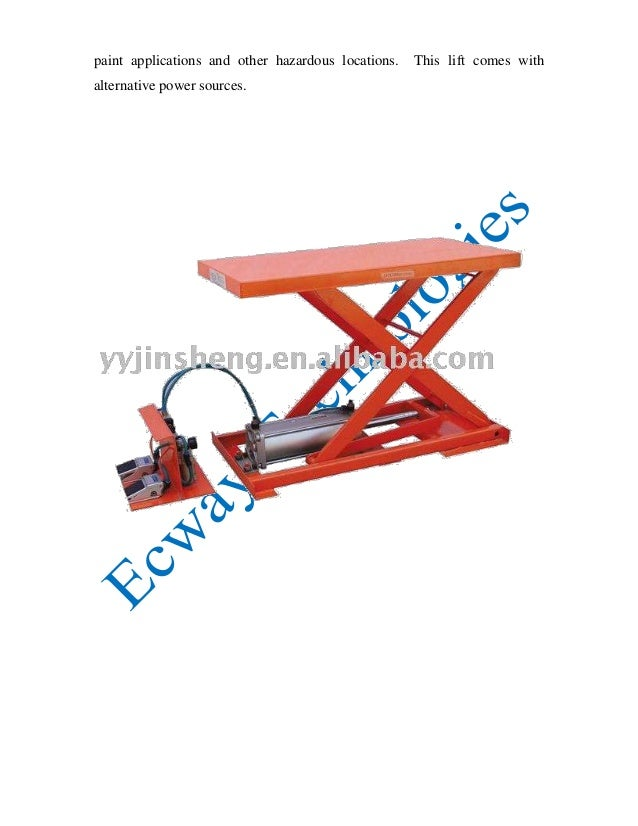 Pneumatic Lift Table Design vestil pneumatic scissor lift table 200 lb capacity model at This Lifting Has A Pneumatic Power Source And Is Safe For Heavy 2
