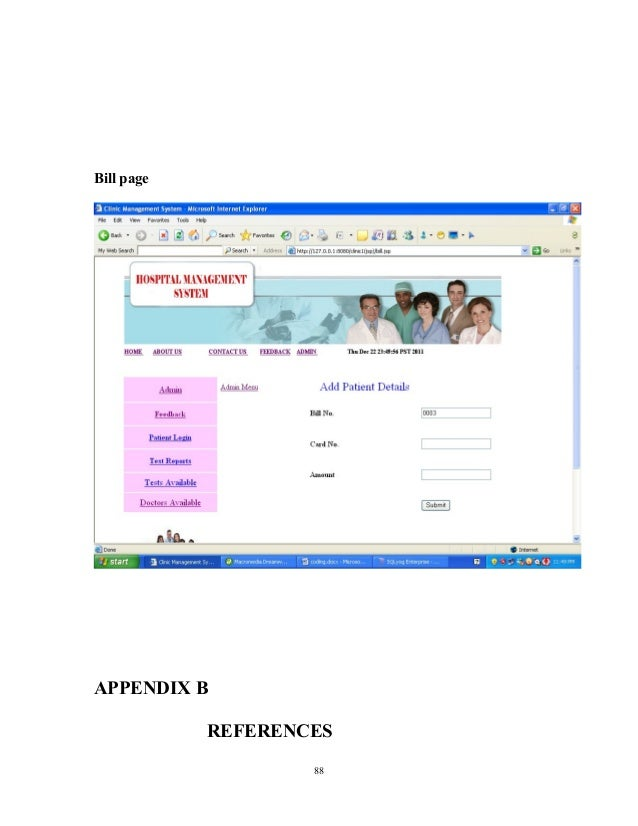 Designing and Implementing a Hospital Database Management System