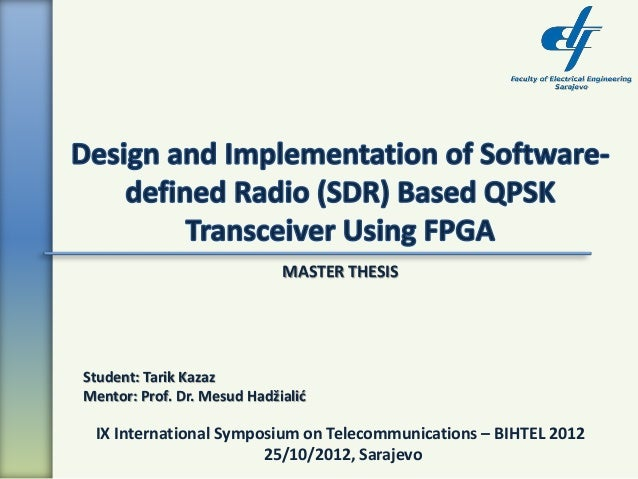 rtl sdr thesis