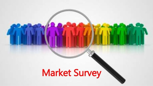 Design And Market Customer Requirements Market Survey