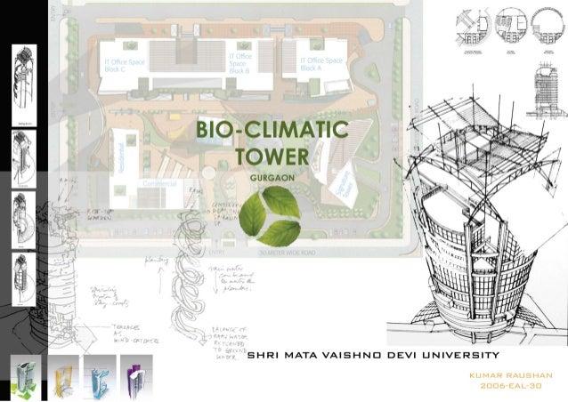Bio Climatic Skyscraper Gurgaon