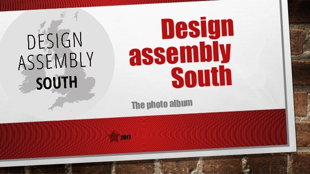Design assembly South The photo album 2017