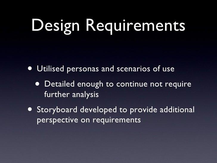 Design Assignment Part B Slide 3