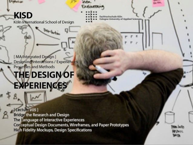{ Designing Interactions: The Design of Experiences } Youareat: Introduction » Welcome	 Designing Interactions: Welcome!	 ...