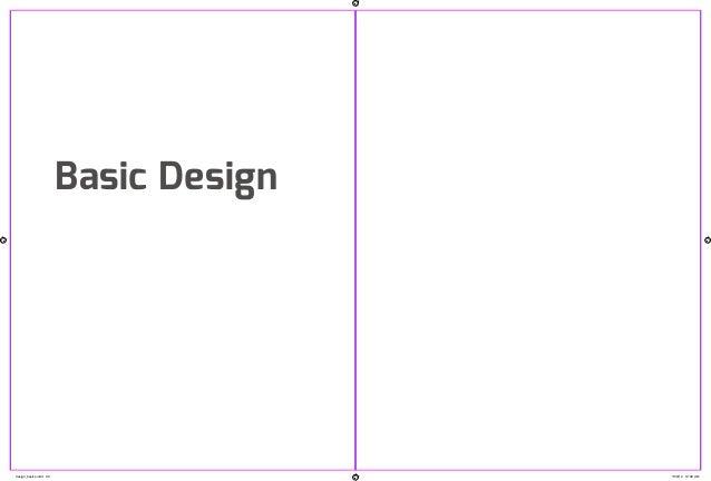 Basic Design design_basics.indd 2-3 7/30/12 12:30 AM