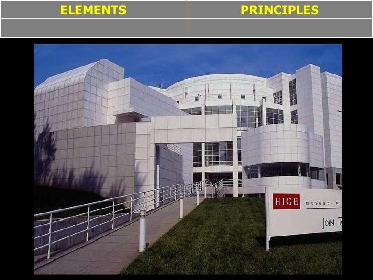 PRINCIPLES ELEMENTS