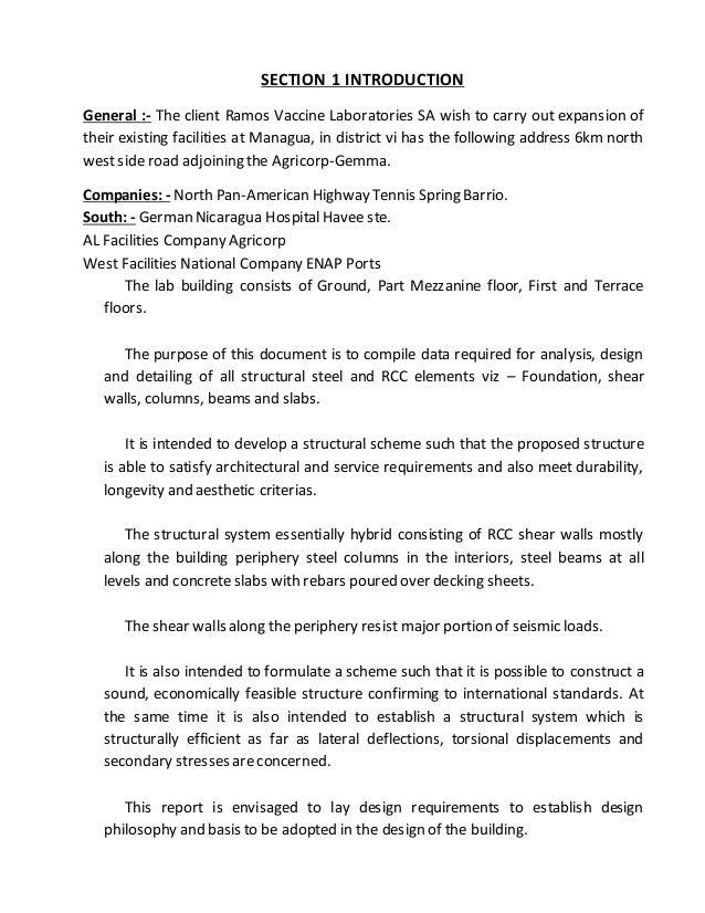 Design basis report on-14 11 2016