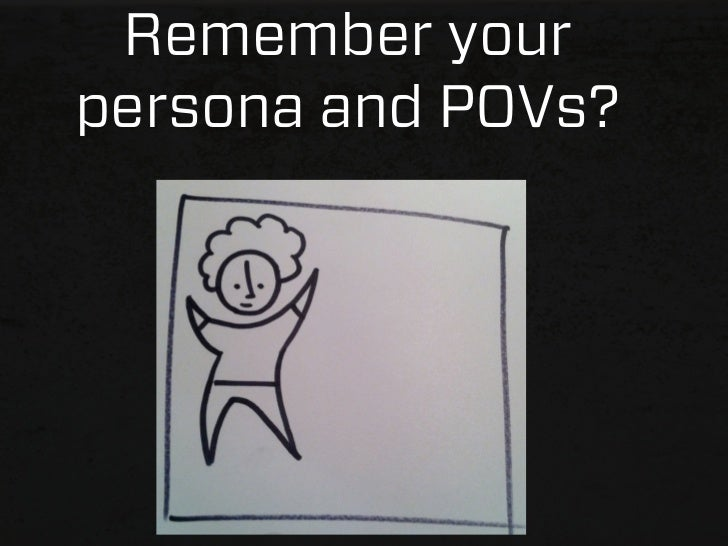where is your persona?
